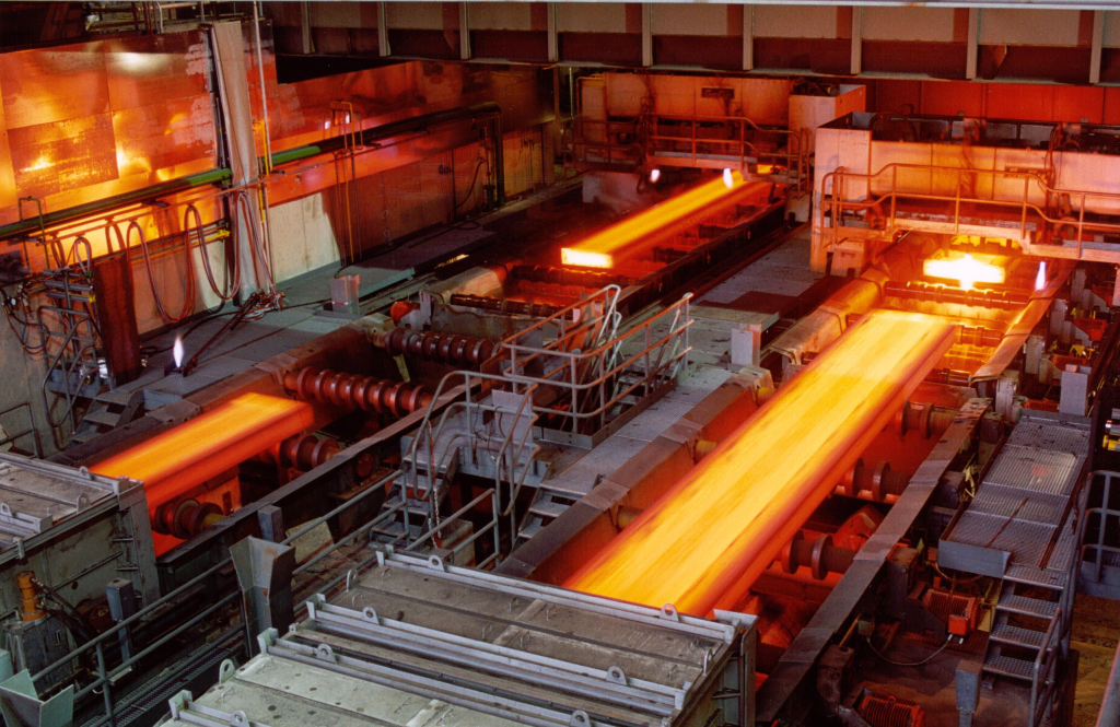 steel forming process hot rolled cold rolled forging casting