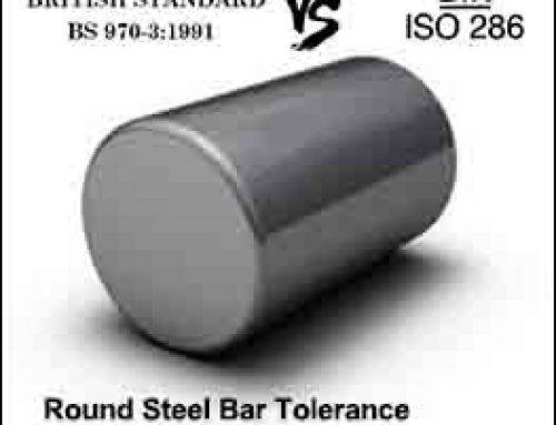 Round Steel Bar Tolerance: BS 970-3 VS ISO 286-2
