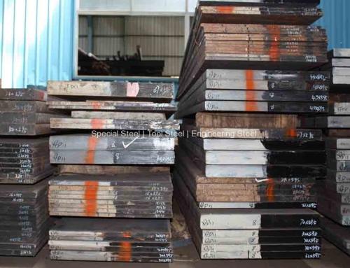 AISI L6 Tool Steel   1.2714   55NiCrMoV7   SKT4   BH224/5