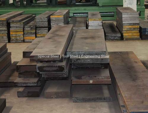AISI S7 Tool Steel | 1.2355 | 50CrMoV13-15
