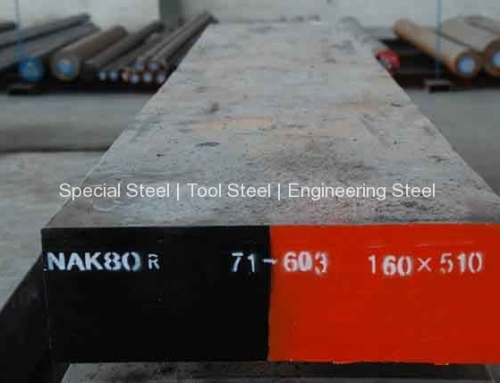 NAK80 Steel | P21 | 10Ni3MnCuAl Mold Steel