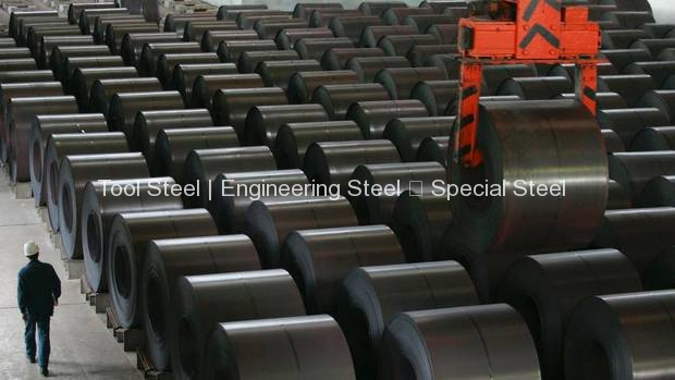 china-steel industry