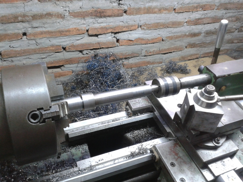 4140 milling spindle