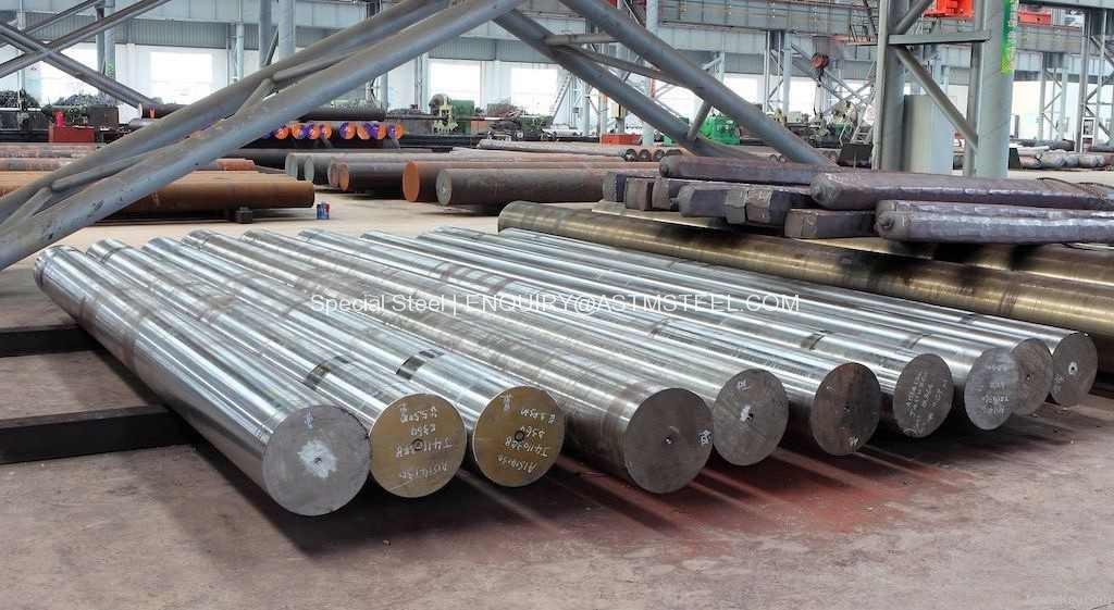 C45 Round Bar Aisi 1045 Din 1 1191 Jis S45c Otai Special Steel