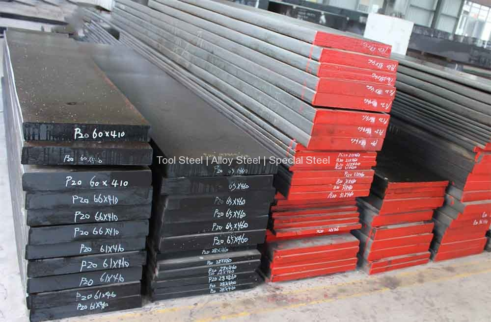 P20 Steel Plate P20 Mold Steel 1 2311 3cr2mo Otai Special Steel