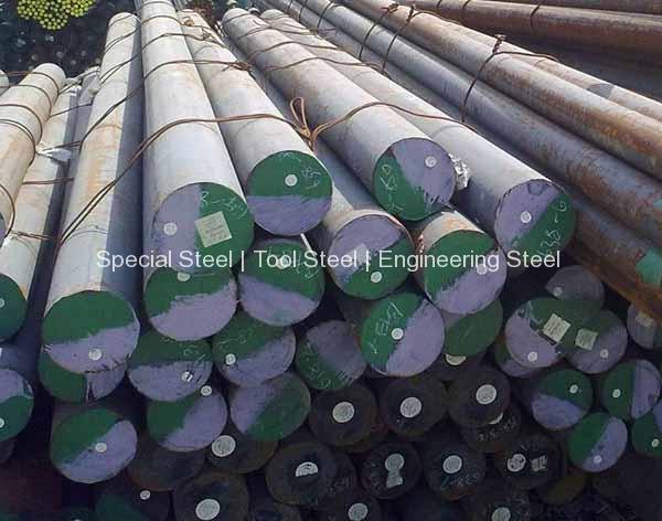 Extrem 42CrMo4 Alloy Steel, BS EN 10250 Engineering Steel PZ84